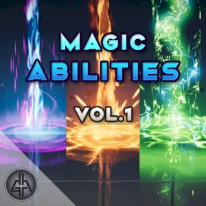 AoE Magic Abilities Vol. 1 - UE4