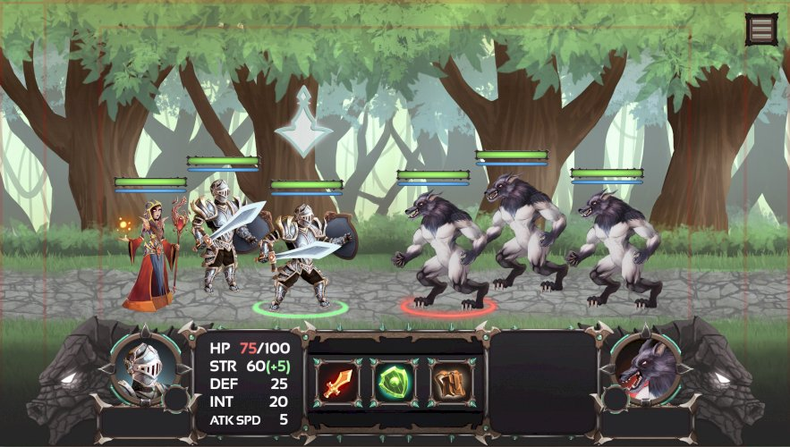 2D RPG Hand Painted Assets