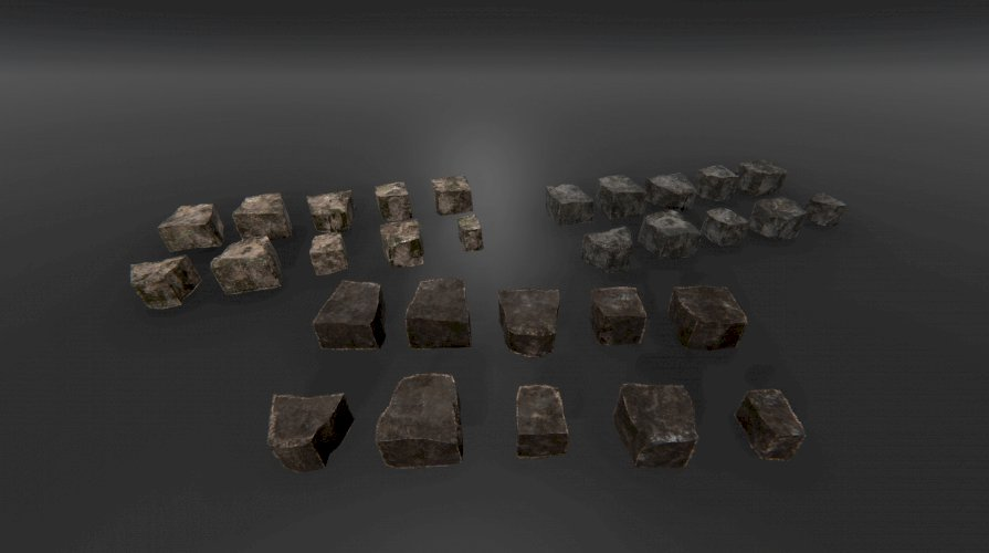 Realistic Well Environment Pack