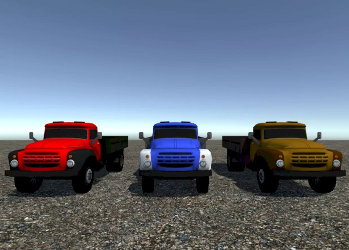 Industrial Small Truck Pack - I
