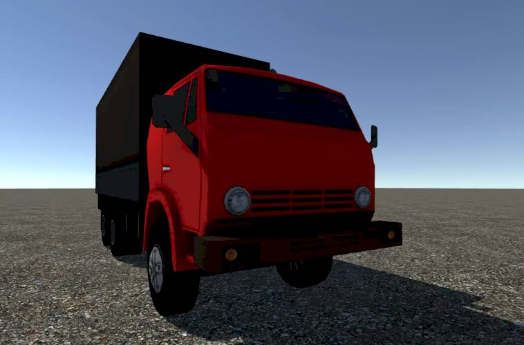 Industrial Small Truck Pack - IV