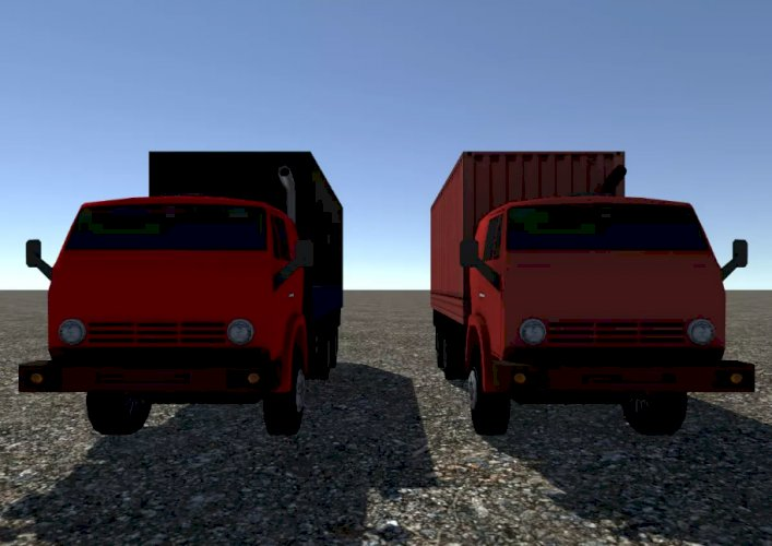 Industrial Small Truck Pack - VI